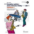 Recueil de Partitions Schott Saxophon spielen - mein schönstes Hobby Spielbuch 1 - Alt