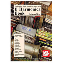 MelBay B Harmonica Book « Music Notes