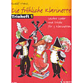 Music Notes Schott Die fröhliche Klarinette Trioheft 1, Wind Instruments
