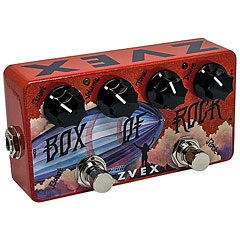 Z.Vex Box of Rock Vexter « Pedal guitarra eléctrica