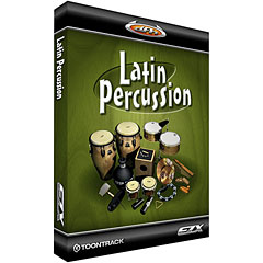 Toontrack Latin Percussion EZX « Softsynth