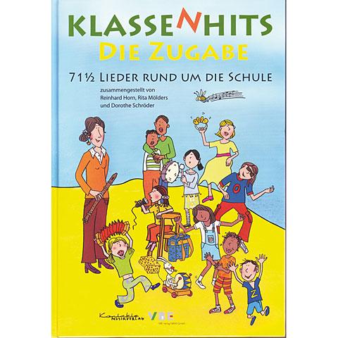 Songbook Kontakte Musikverlag Klasse(n)Hits - Die Zugabe