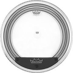 Remo Powersonic Clear PW-1320-00 « Parches para bombos