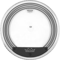 Remo Powersonic Clear PW-1322-00 « Bass-Drum-Fell