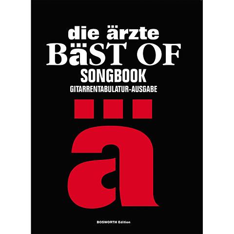 Libro de partituras Bosworth Die Ärzte - Bäst of