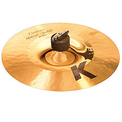 "Zildjian K Custom 9"" Hybrid Splash « Cymbale Splash"
