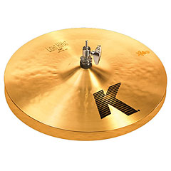 "Zildjian K 14"" Light HiHat « Cymbale Hi-Hat"