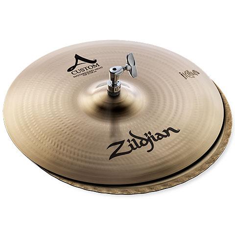 Zildjian A Custom 15  Mastersound HiHat