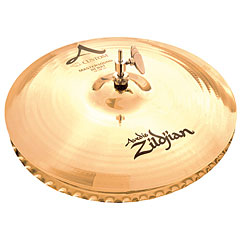 "Zildjian A Custom 15"" Mastersound HiHat « Cymbale Hi-Hat"