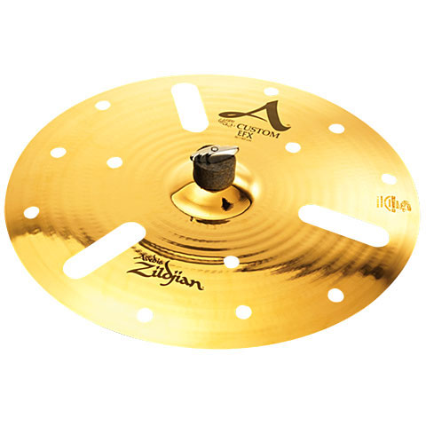 "Effekt- & Stack-Becken Zildjian A Custom 16"" EFX Crash"