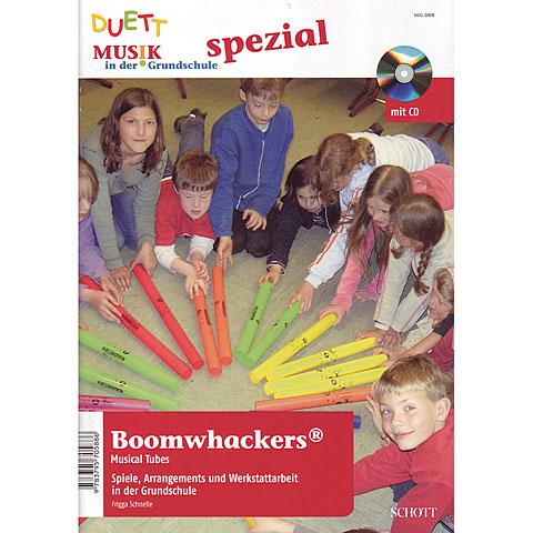 Lehrbuch Schott Boomwhackers