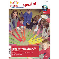 Schott Boomwhackers « Instructional Book