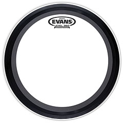 "Evans EMAD-2 Clear 18"" Bass Drum Head « Bass Drumhead"