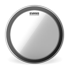 Evans EMAD-2 Clear 20'' Bass Drum Head « Peau de grosse caisse