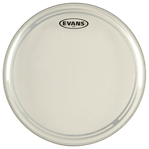 "Evans Edge Control EC1 Clear 18"" Tom Head"
