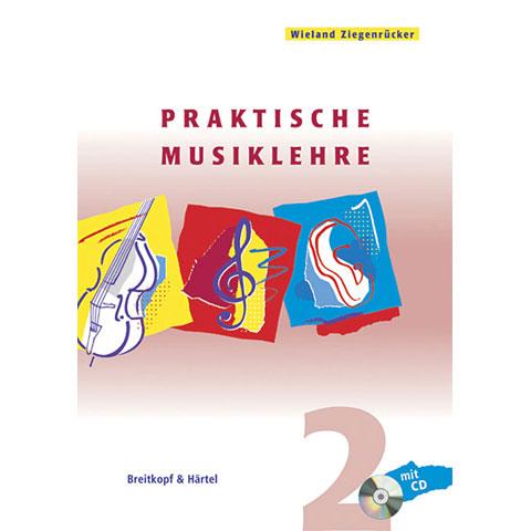 Musical Theory Breitkopf & Härtel Praktische Musiklehre Bd.2