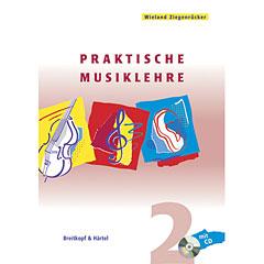 Breitkopf & Härtel Praktische Musiklehre Bd.2 « Muziektheorie