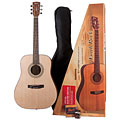 Acoustic Guitar Cort Earth 60E-Pack, Western Guitars, Guitar/Bass