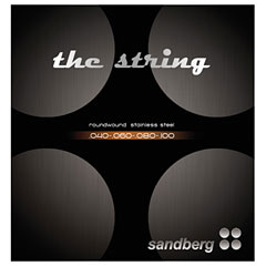 Sandberg 40-100 « Electric Bass Strings