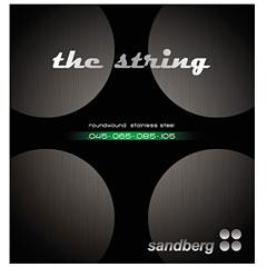 Sandberg 45-105 « Saiten E-Bass