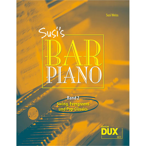 Dux Susi´s Bar Piano Bd.2