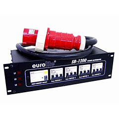 Eurolite SB-1200 Power Distributor « Power Distribution