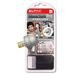 Alpine Music Safe Pro Silver Edition