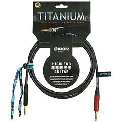 Klotz Titanium TI-0300PSP « Instrument Cable