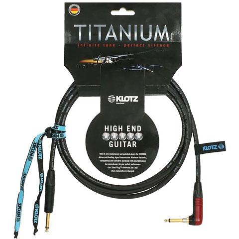 Instrumentenkabel Klotz Titanium TIR0600PSP