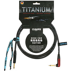 Klotz Titanium TIR0900PSP « Cable instrumentos