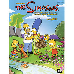 Hal Leonard Theme from The Simpsons « Einzelausgabe