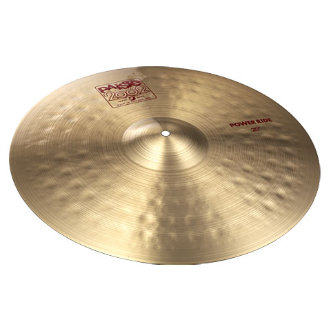 Paiste 2002 20  Power Ride