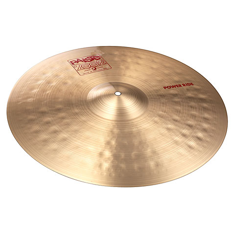 "Ride-Becken Paiste 2002 22"" Power"