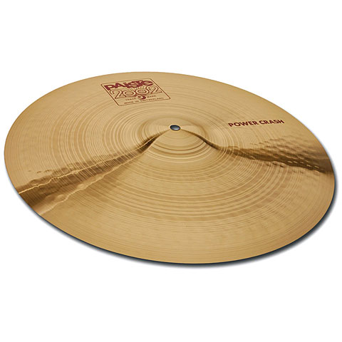 Paiste 2002 17  Power Crash