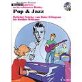 Notenbuch Schott Klavierspielen - mein schönstes Hobby Pop & Jazz