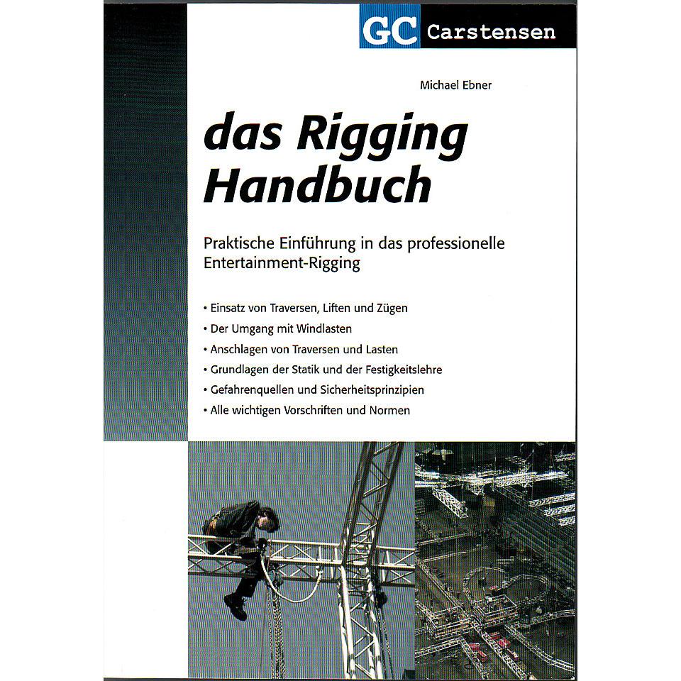 Carstensen das rigging handbuch technisches buch for Statik grundlagen beispiele