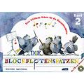 Instructional Book Schuh Die Blockflötenspatzen Bd.2