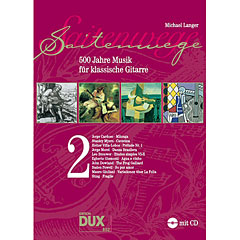 Dux Saitenwege Band 2 « Recueil de Partitions