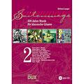 Libro de partituras Dux Saitenwege Band 2