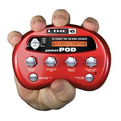 Line 6 Pocket POD « Multi-effets guitare électrique