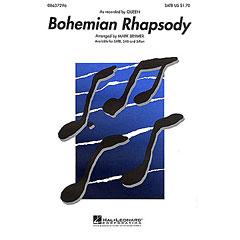Hal Leonard Queen - Bohemian Rhapsody « Partitions choeur