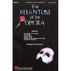 Hal Leonard Phantom of the Opera Medley « Notas para coros