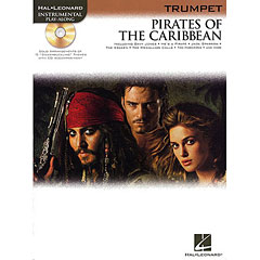 Hal Leonard Pirates of the Caribbean for Trumpet « Play-Along