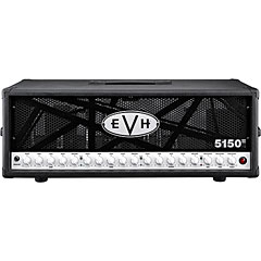 EVH 5150 III HD Black « Cabezal guitarra