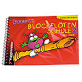 Instructional Book Voggenreiter Voggy´s Blockflötenschule Bd.2, Wind Instruments
