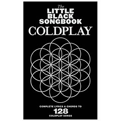 Music Sales The Little Black Songbook Coldplay