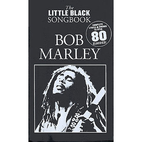 Music Sales The Little Black Songbook Bob Marley