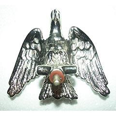 Josef Klier Bell Lyre Eagle