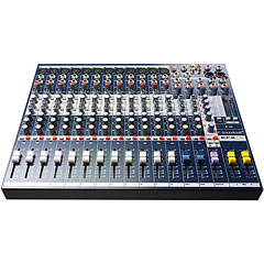 Soundcraft EFX12 « Mengpaneel