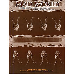 Music Sales Mad World « Editions uniques